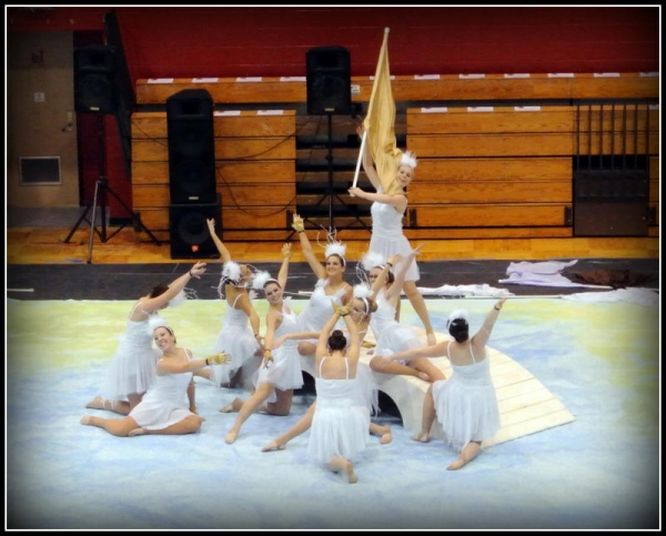 Hoover HS Winter Guard