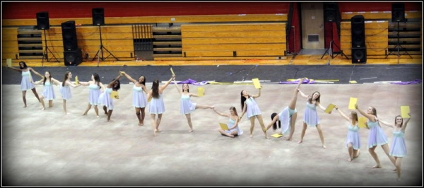 Hoover JV Winter Guard