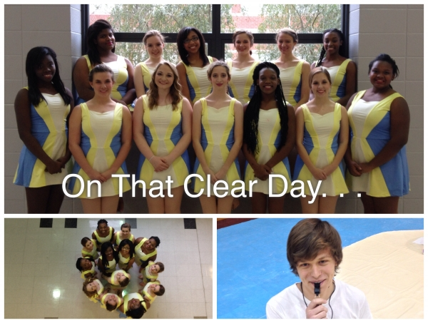 Shades Valley HS Winter Guard