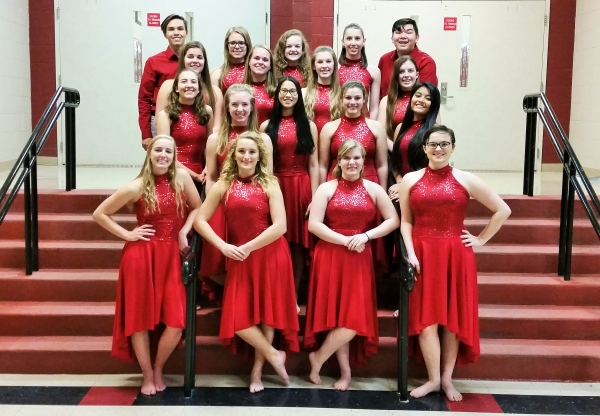 Franklin HS Winter Guard