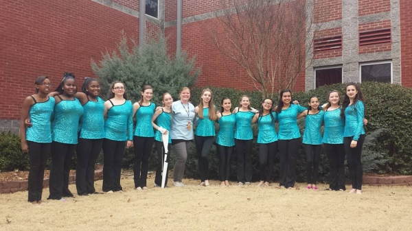 Discovery MS Winter Guard