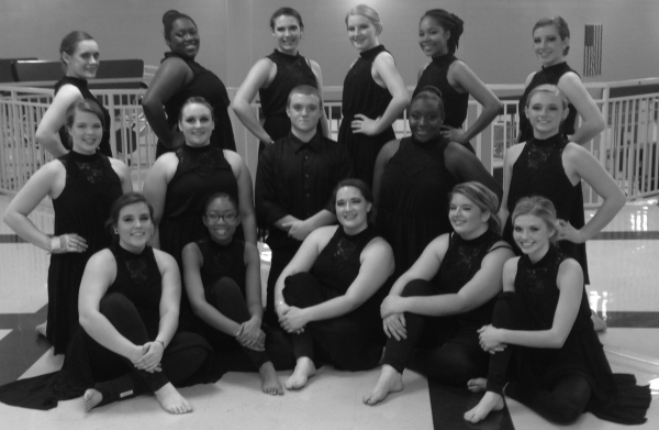 Riverdale HS Winter Guard
