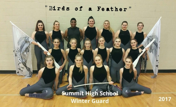 Summit HS Winter Guard