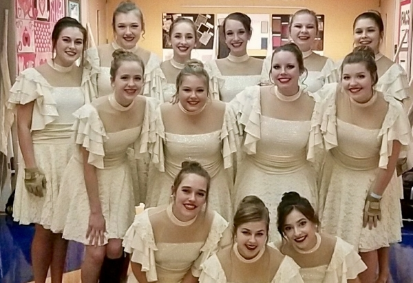Muscle Shoals Winter Guard