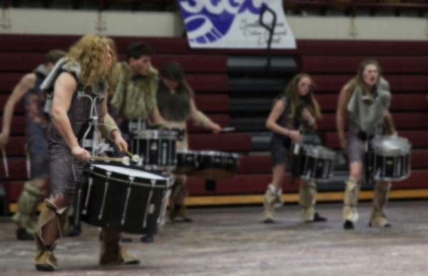 Barren County Winter Percussion Ensemble