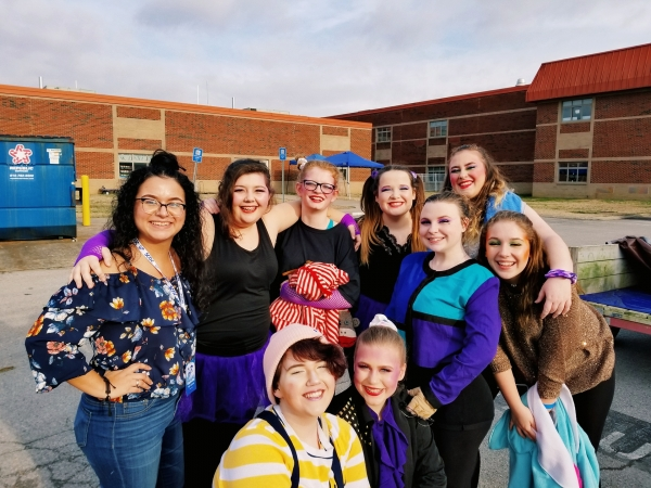 Eagleville HS Winter Guard