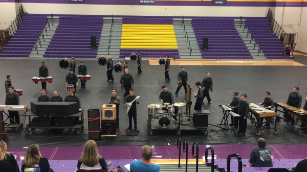 Catamount Percussion of South Pontotoc HS