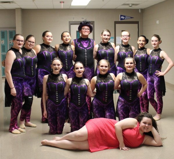 Waverly HS Winter Guard