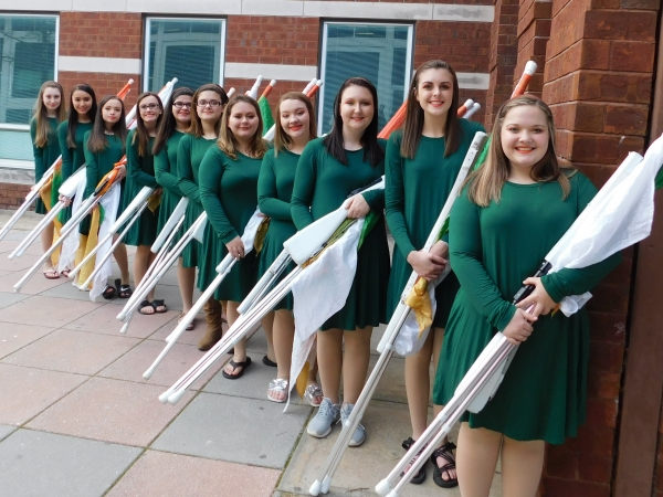 Collinwood Winter Guard