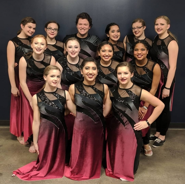 Oak Mountain HS Winter Guard