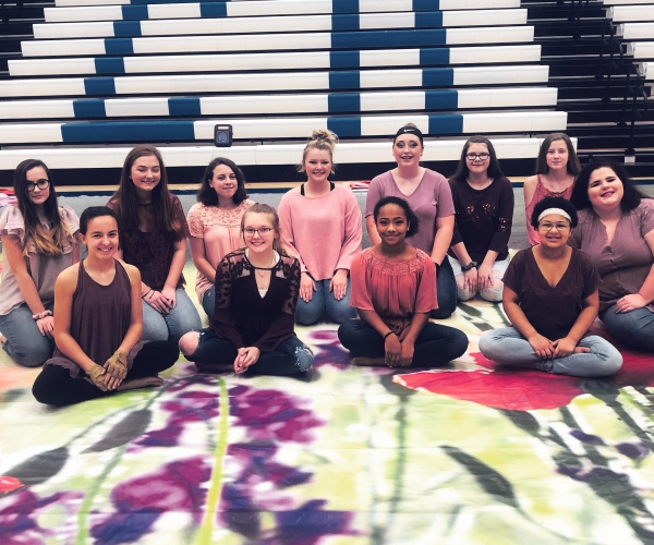 Butler County High School Winterguard