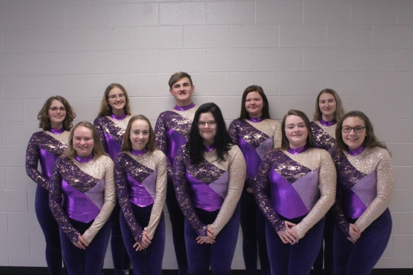 Coffee County Winter Guard