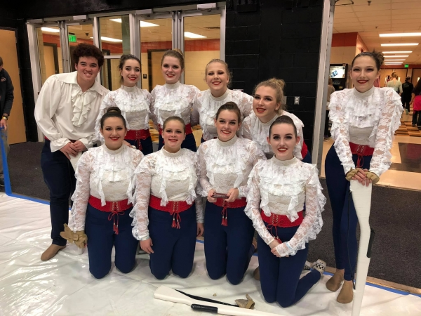 La Quest Winter Guard