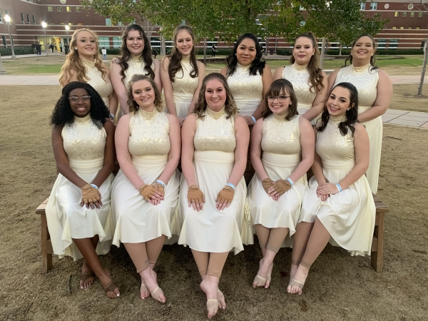 Pelham HS Winter Guard