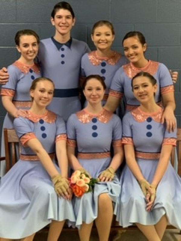 Father Ryan Winter Guard