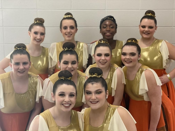 Helena HS Winter Guard