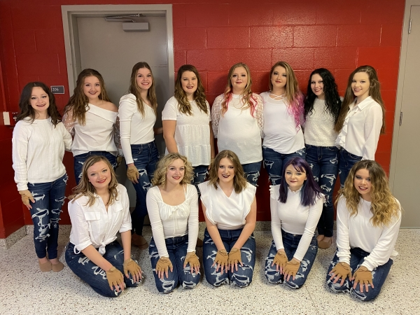 Allen Co-Scottsville HS Axis Winter Guard