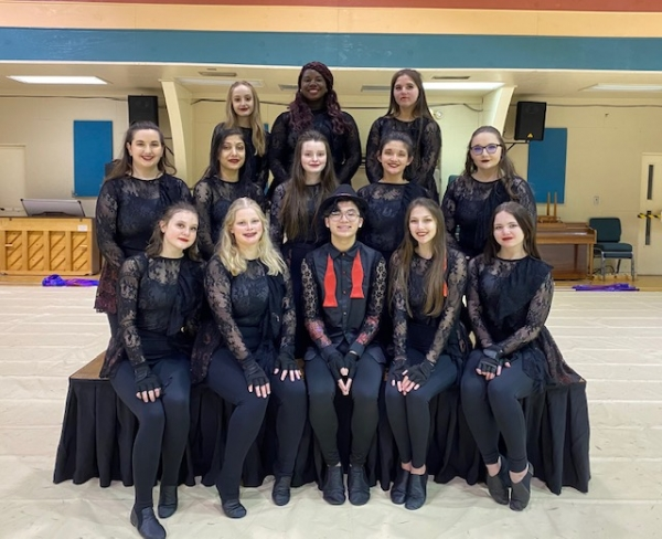 La Quest Winterguard