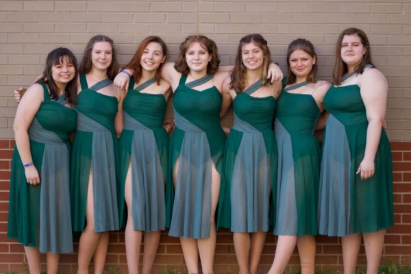 Edmonson County Winter Guard